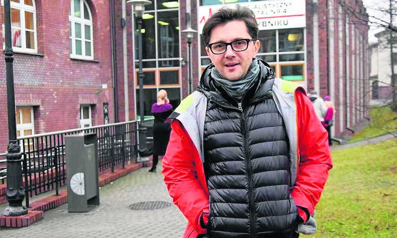 Tomasz Drabek: Łatwiej być Borutą niż lekarzem