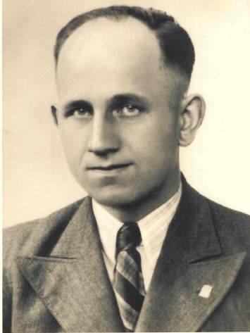 I komunia św. Krysi Włochówny, 1946 rok.