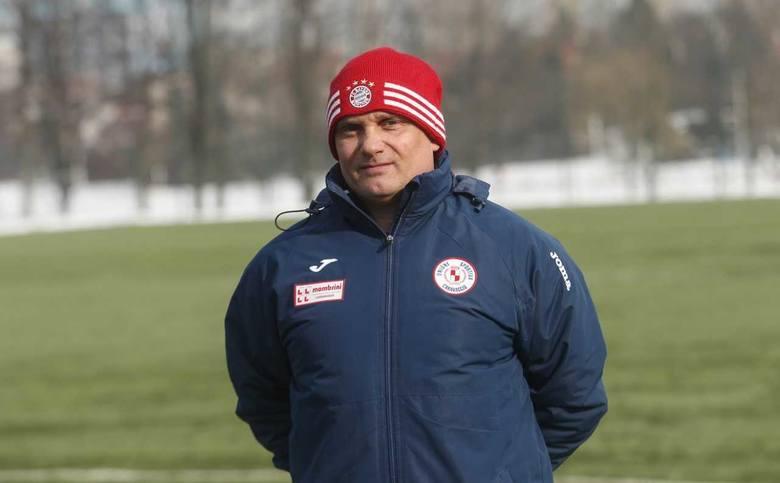 Maciej Biliński całą zimę przygotowywał drużynę do rundy rewanżowej, Wiosną jednak Głogovii nie poprowadzi.