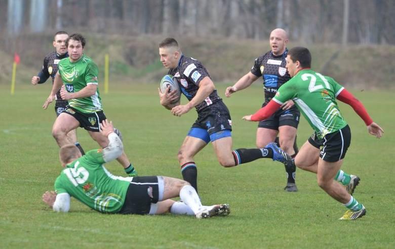 Rugby. Fenomenalna akcja Patryka Reksulaka