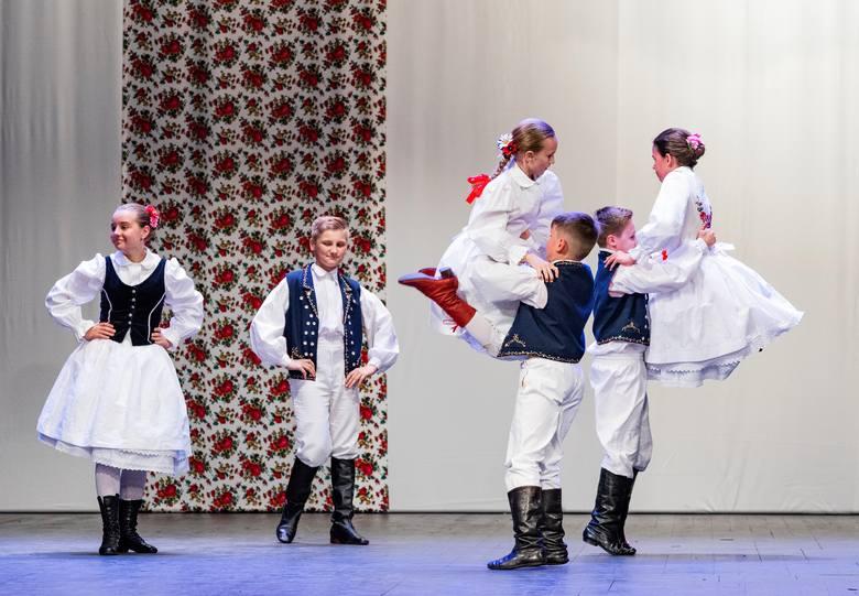 Zespół Folklorystyczny  Mali Poligrodzianie działa już 35 lat.