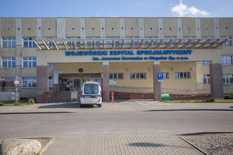 Pacjent z podejrzeniem obecności wirusa COVID 19 nie musi już jechać do Gdańska. Wymaz zostanie pobrany na SOR w Słupsku