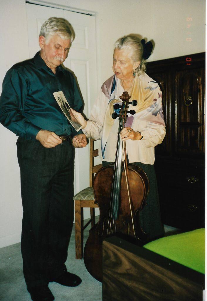 Szczęśliwe życie geniusza wiolonczeli