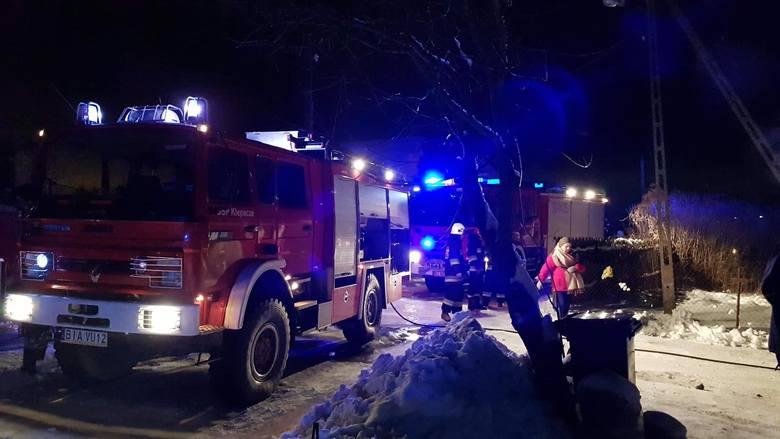 W niedzielę SKKM Białystok zadysponowało strażaków z OSP Klepacze do pożaru sadzy w przewodzie kominowym w Klepaczach na ulicy Polnej.