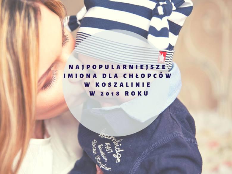 Aleksander, Piotr, Tomasz, ale i Tymoteusz, Alan czy Igor, takie imiona najchętniej nadawali chłopcom rodzice w Koszalinie w 2018 roku. Jak prezentuje
