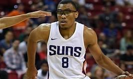 George King jeszcze w barwach Phoenix Suns