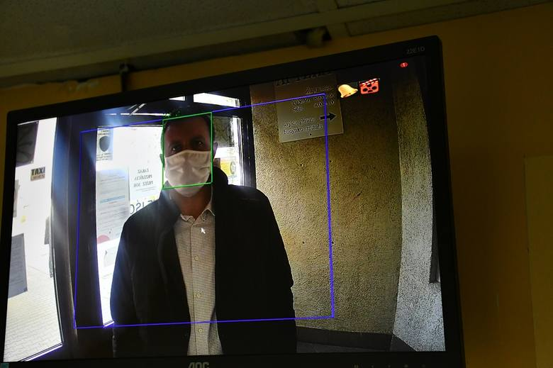 Miechów. Szpital św. Anny ma dwa systemy monitorowania temperatury ciała