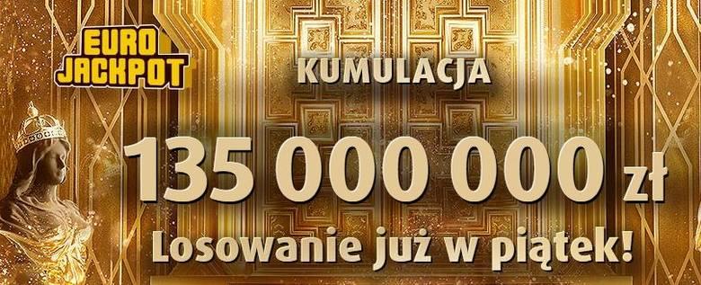 EUROJACKPOT WYNIKI 31.05.2019. Eurojackpot Lotto losowanie 31 maja 2019. Do wygrania jest 135 mln zł! [wyniki, numery, zasady]