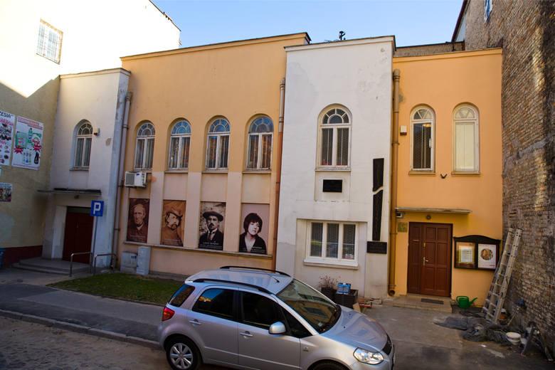 Tak wygląda siedziba Galerii im. Sleńdzińskich przy ul. Waryńskiego 24a. Instytucja przenosi się do dawnej siedziby Archiwum Państwowego na Rynku Kościuszki