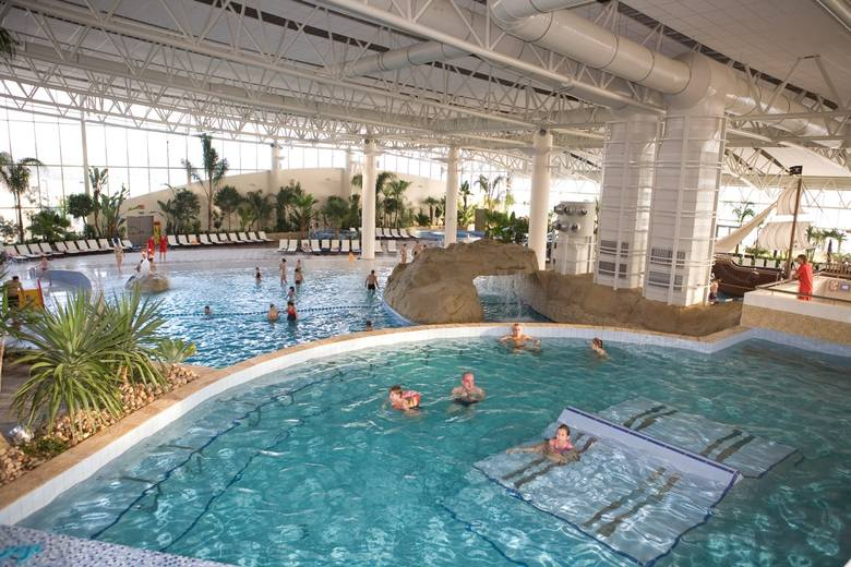 Termy Maltańskie, PoznańTo  miejsce, gdzie skorzystasz ze świata saun, spa, basenów sportowych. Miłośnicy mocniejszych wrażeń znajdą tu szeroką gamę