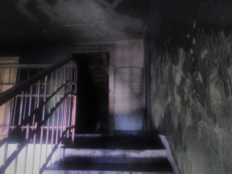 Ewakuacja Szkoły Podstawowej nr 11 w Przemyślu. Paliło się poddasze szkolnego budynku