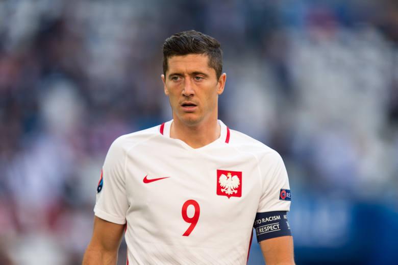 Lewandowski na Euro jeszcze gola nie strzelił