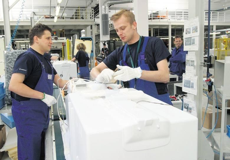 Najbardziej poważane zawodyMiejsce: 8 Inżynier pracujący w fabryce