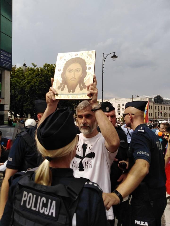 Marsz Równości w Białymstoku na żywo. Relacja live prosto z ulic Białegostoku (ZDJĘCIA,WIDEO)