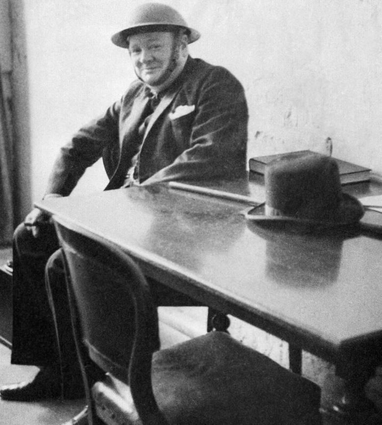 """Winston Churchill był jednym z architektów operacji """"Fortitude"""", czyli działań służących zmyleniu Niemców odnośnie miejsca i daty lądowania aliantów<br />"""