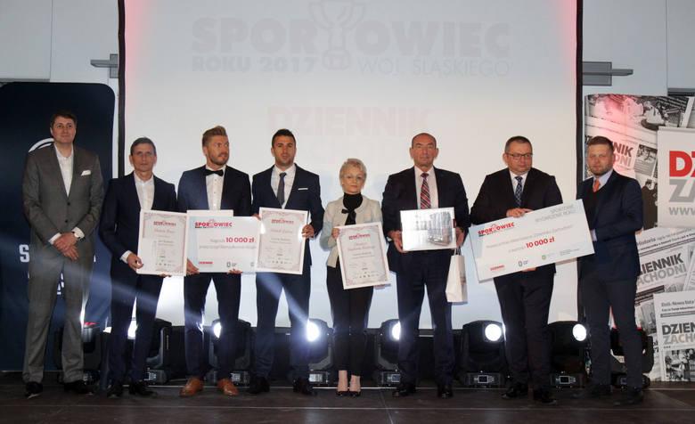 Sportowiec Roku woj. Śląskiego 2017