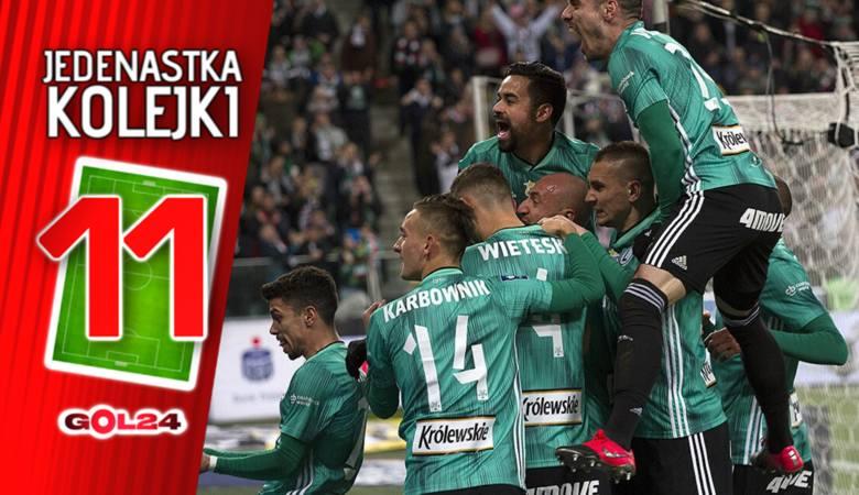 PKO Ekstraklasa. Najważniejsze wydarzenia 24. kolejki? Trochę ich było. Legia Warszawa powiększyła przewagę nad Cracovią do sześciu punktów. Zagłębie