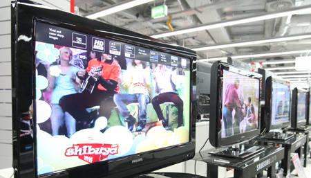 Niebawem na sklepowych półkach staną telewizory produkowane w Łodzi.