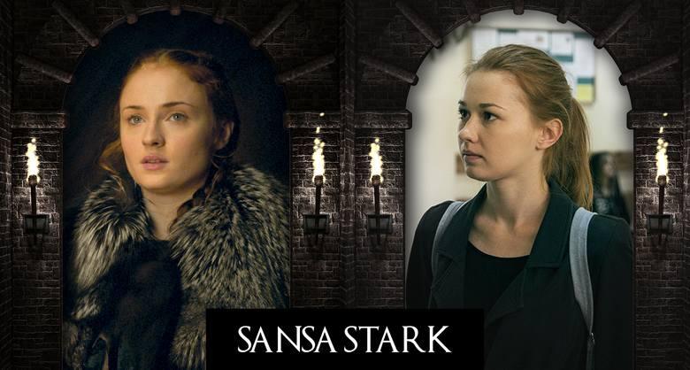 Sansa Stark: Paulina Szostak