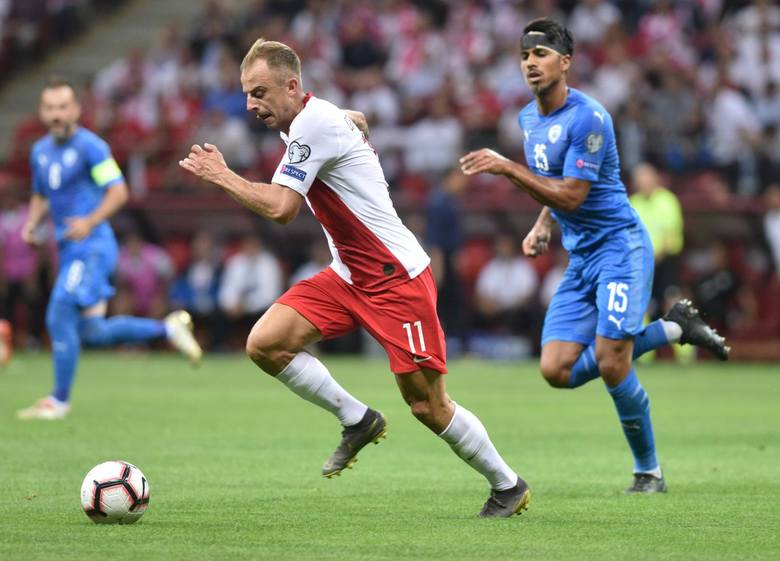 178. Kamil Grosicki, Damian Kądzior i Kamil Glik - 1 golWszyscy trzej mają na koncie po jednej bramce, podobnie jak kilkunastu innych graczy w tych eliminacjach.