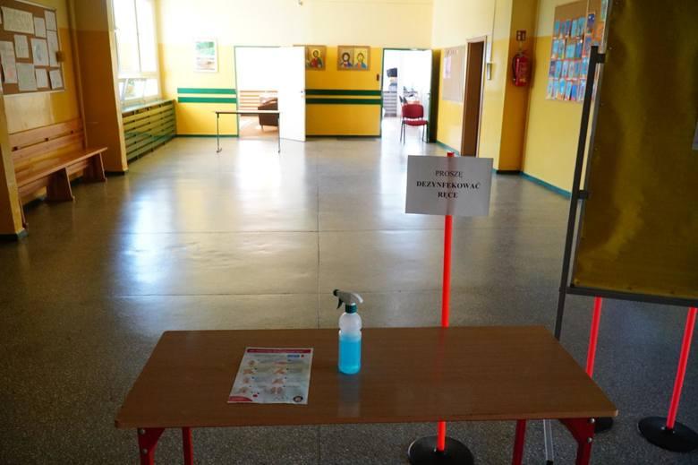 Próbny egzamin ósmoklasisty 2021 w reżimie sanitarnym