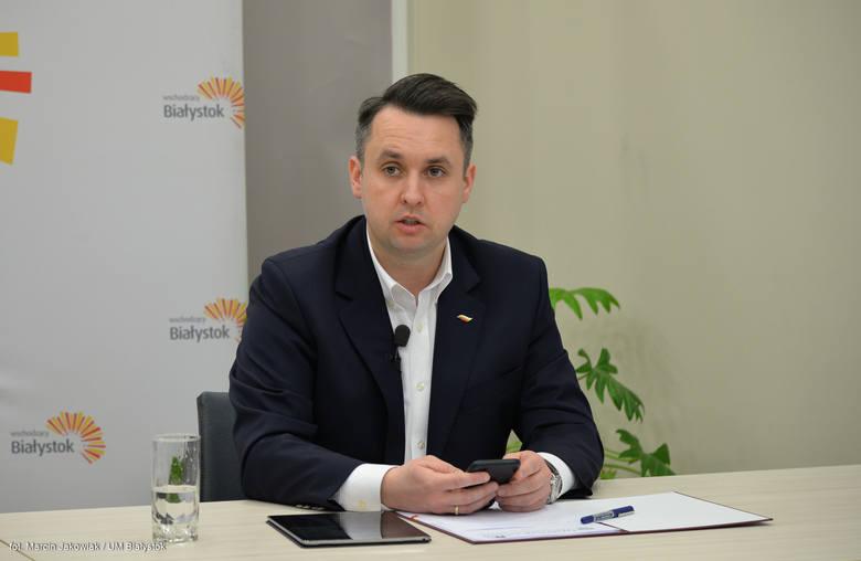 Wiceprezydent Przemysław Tuchliński stwierdził, że prace powinny być przełożone. Władze BSM-u odpowiedziały nam, że sprawa dotyczyła wyłącznie jednego bloku i została odłożona na późniejszy termin.
