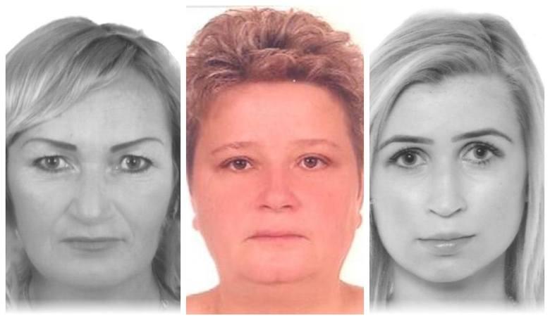 Lubuskie. Te kobiety są poszukiwane przez lubuską policją. Dopuściły się rozmaitych przestępstw. Zobacz ich wizerunki, może je znasz?