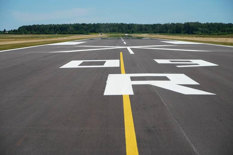 Nadal nie wiadomo, kiedy na nowym pasie startowym wylądują pierwsze samoloty
