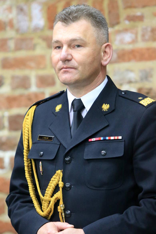 Nadbryg. Janusz Halak