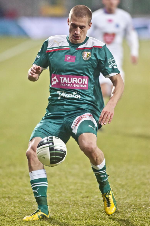 Piotr CelebanByły kapitan WKS-u już wtedy był jedną z najważniejszych postaci w drużynie Oresta Lenczyka. Wówczas nie był jednak stoperem, a czołowym