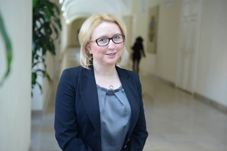 Agnieszka Pachciarz to specjalistka od zmian