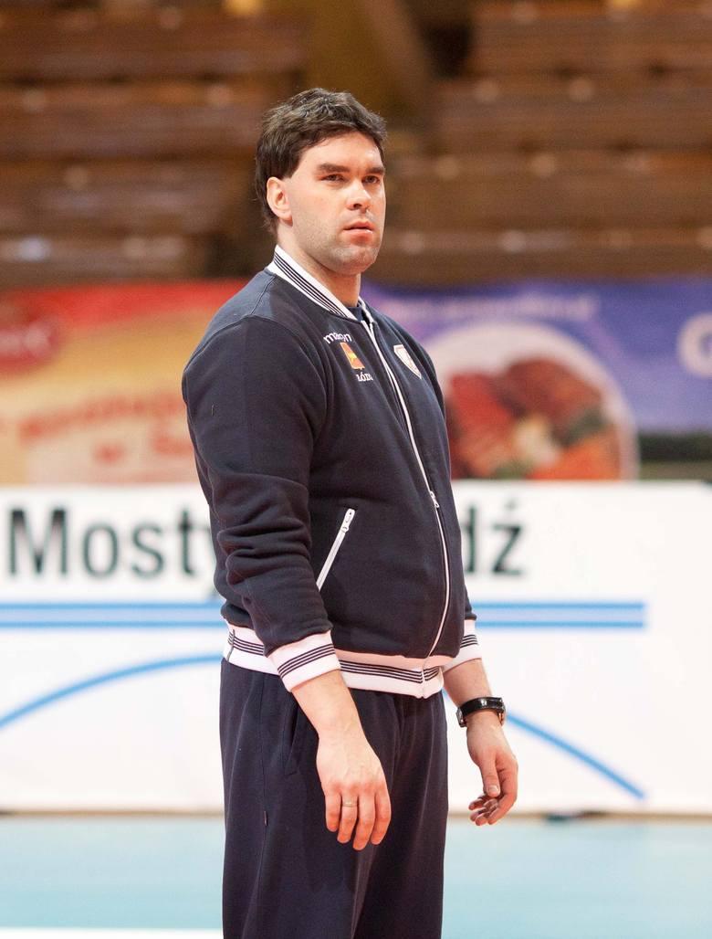 Trener Budowlanych Maciej Kosmol