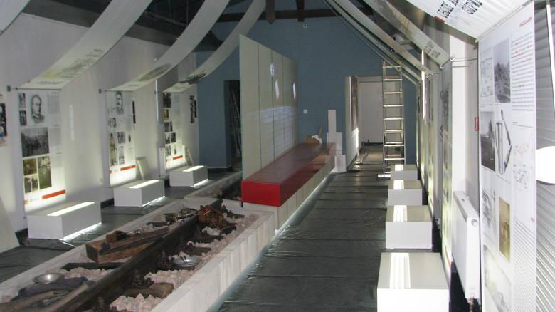 Jedna z sal ekspozycyjnych