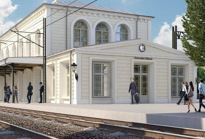 Na dworcu będzie się mieścić Centrum Naukowo-Dydaktyczne Transportu Kolejowego Politechniki Śląskiej.