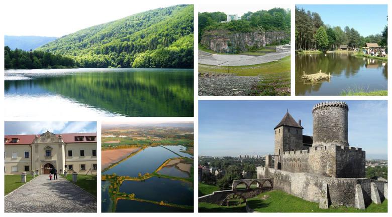 Wycieczka na jeden dzień w woj. śląskim i okolicy. Kliknij i zobacz, gdzie można dojechać w godzinę na kolejnych slajdach>>>