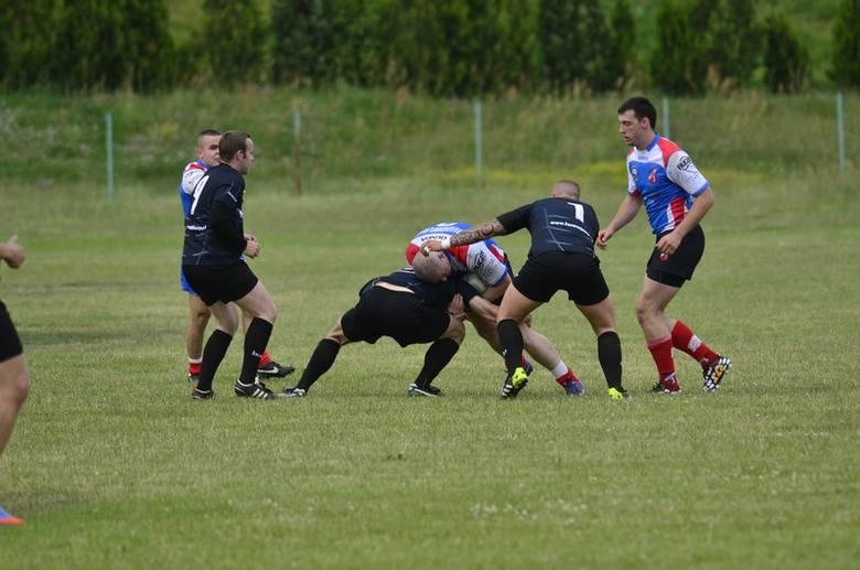 Ekstraliga rugby: Posnania - Budowlani Lublin 43:10