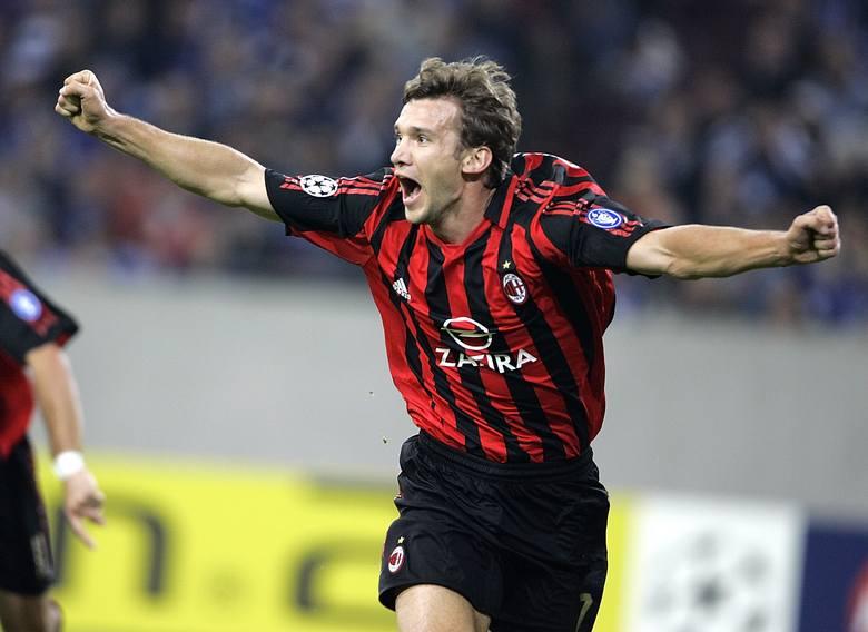 Kraj: UkrainaWiek: 43(koniec kariery)Drużyny w Lidze Mistrzów: Dynamo Kijów, AC Milan, Chelsea LondynSezony w Lidze Mistrzów: 12Mecze w Lidze Mistrzów: