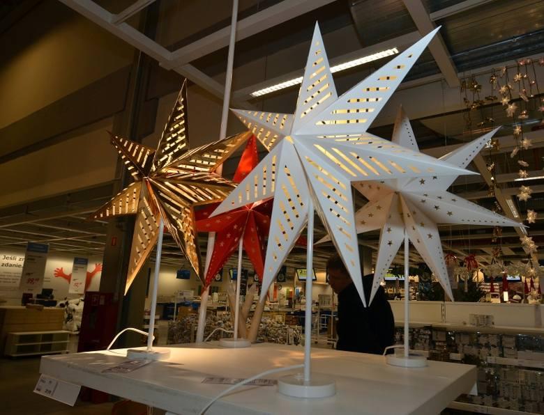 Świąteczne stoły i ozdoby w Ikea! Jutro warto się wybrać