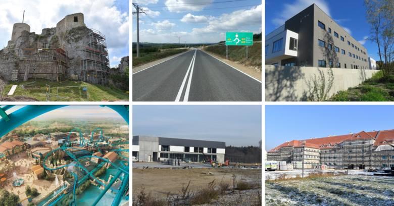Najważniejsze inwestycje w Małopolsce zachodniej w 2020 roku. Wkrótce będą służyć mieszkańcom [ZDJĘCIA]