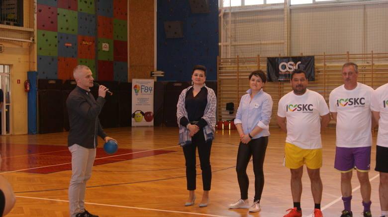 Światowy Dzień Świadomości Autyzmu na sportowo w OSiR w Skierniewicach