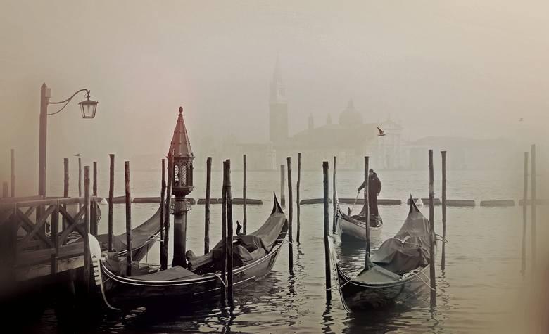 Wenecja to miasto, które zbudowane jest na wodzie. Woda jest także jego największą plagą  - z roku na rok Wenecję nawiedzają coraz liczniejsze powodzie.