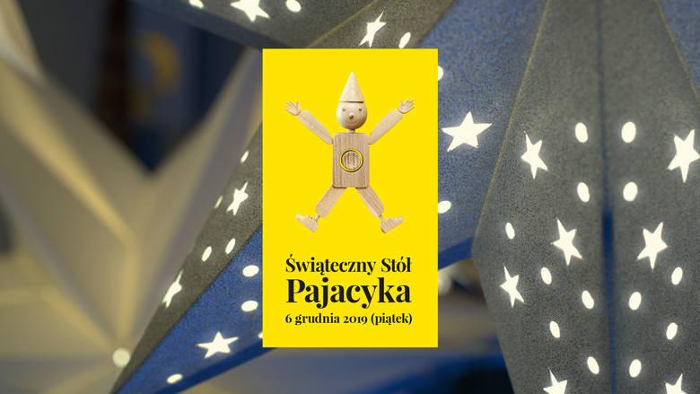 """Kraków. Polska Akcja Humanitarna organizuje """"Świąteczny Stół Pajacyka"""""""