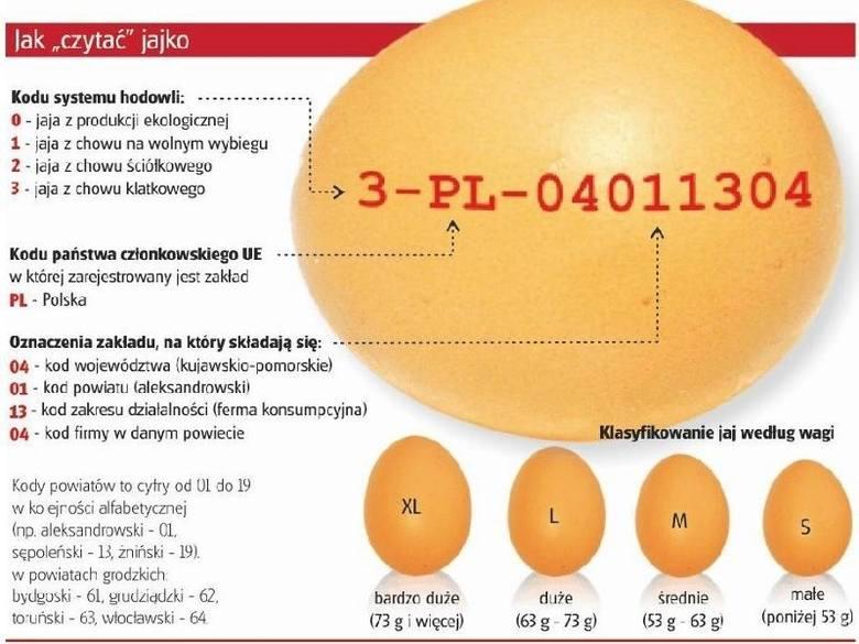 Nieświeże jajko - jak je rozpoznać? Jak rozszyfrować kody na skorupkach? Wideo
