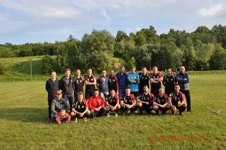 Zespół Bratniaka po roku przerwy wrócił do rozgrywek krakowskiej klasy A