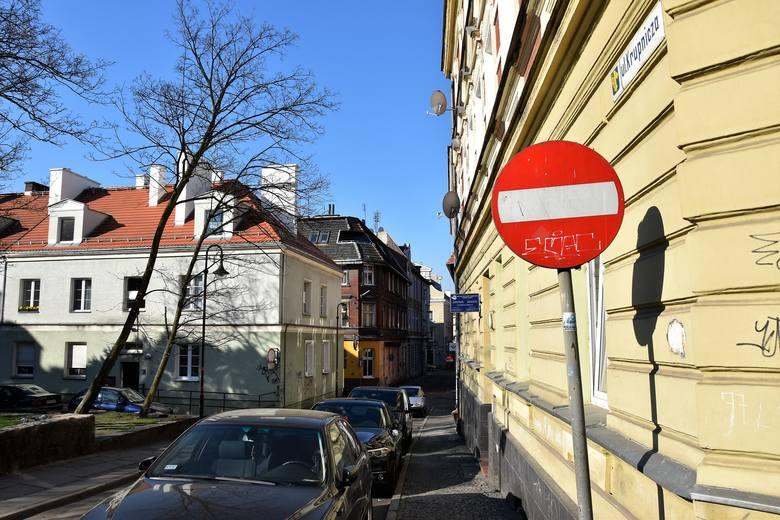Kierunek ruchu na odcinku ul. Krupniczej będzie odwrócony