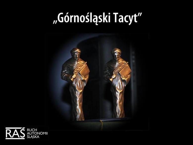 """Dziś wręczenie Nagrody im. ks. Augustina Weltzla """"Górnośląski Tacyt"""""""
