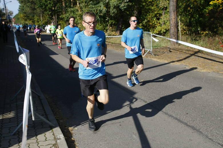 Bieg z Radością 2019. Biegacze pokonali 5 i 10 kilometrów. Biegliście? Szukajcie się na fotografiach [ZDJĘCIA]