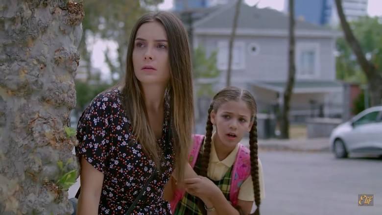 """Serial """"Elif"""", odc. 954. Emisja w piątek, 9 kwietnia.Streszczenie:Macide udaje się do dzielnicy, w której mieszka Melek na spotkanie"""