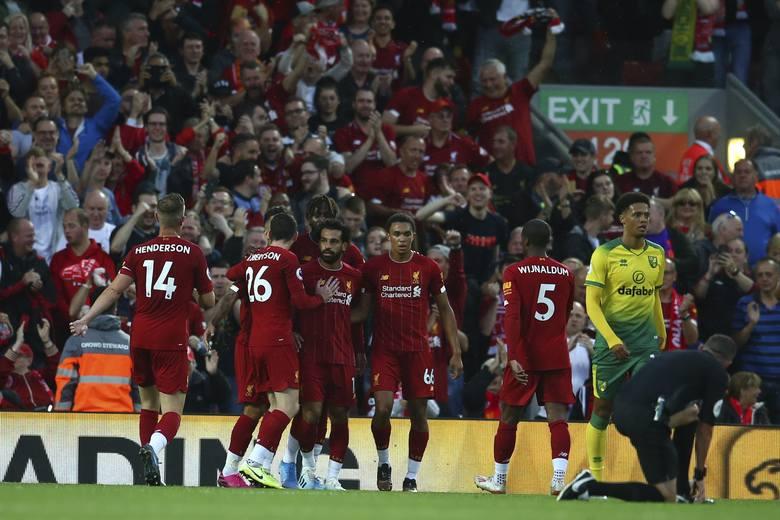 Liverpool bombarduje rywali na start Premier League!