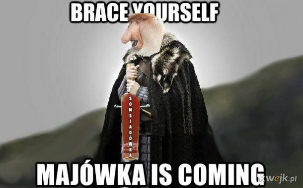 Memy z majówką 2021 w roli głównej! To już pewne - tegoroczna majówka nie będzie się różnić od poprzedniej. Rząd odwołał długi weekend majowy ze względu